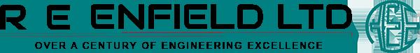 R. E. Enfield Ltd Logo
